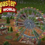 Rollercoaster Tycoon World Gameplay Trailer