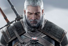 The Witcher 3 Geralt von Riva
