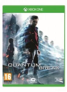 Quantum Break Box Xbox One