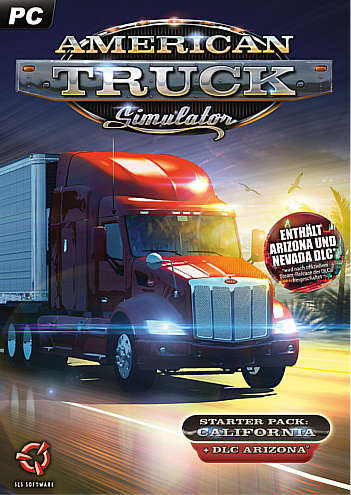 American Truck Simulator Box