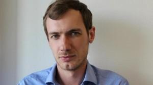 Christian Schiffer vom bayerischen Rundfunk