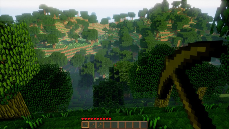 Minecraft in Unreal Engine 4