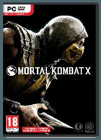 Mortal Kombat X PC Box
