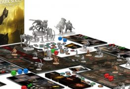 Dark Souls 3 Brettspiel