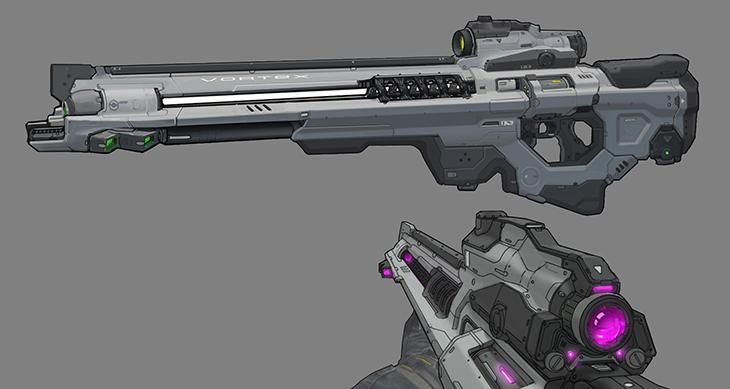 Doom Vortexgewehr