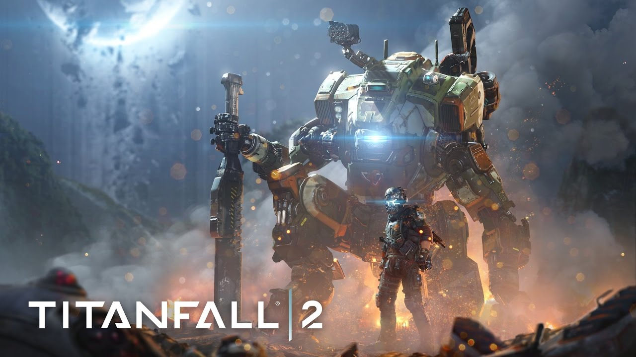 Beste PC Spiele 2016 Titanfall 2