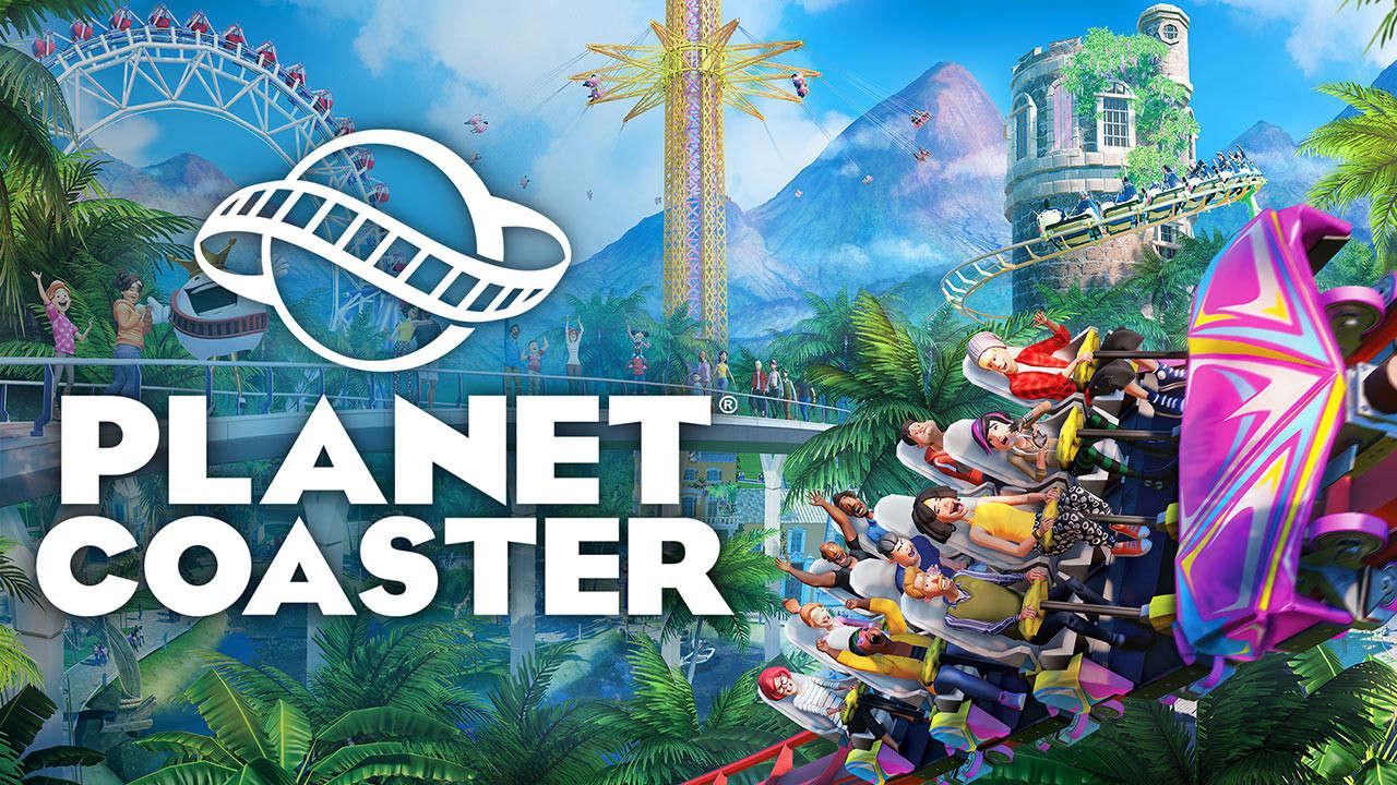 Beste PC Spiele 2016 Planet Coaster