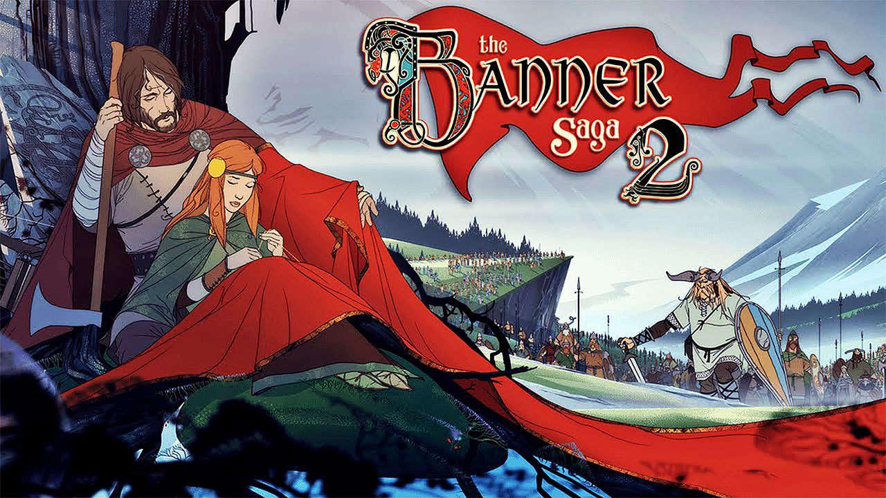 Beste PC Spiele 2016 The Banner Saga 2