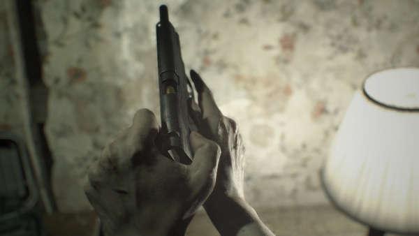 Resident Evil 7 Nachladen