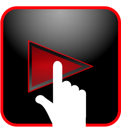 Youtube Design - Button