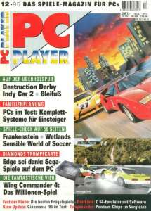 Blogparade - PC Player 12/95