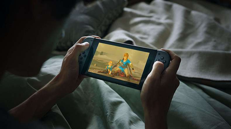 Nintendo Switch News Resonanz