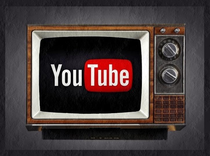 Youtube Entwicklung vs TV