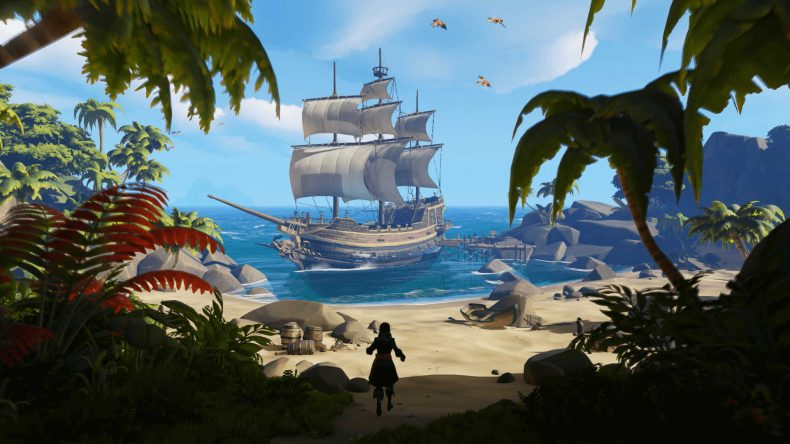 Sea of Thieves Patch 1.0.2