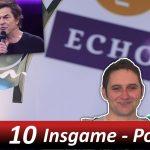 Insgame Podcast Episode 10 Echo 2018 Melodien für Millionen
