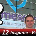 Insgame #012 Podcast für Gaming und Mehr