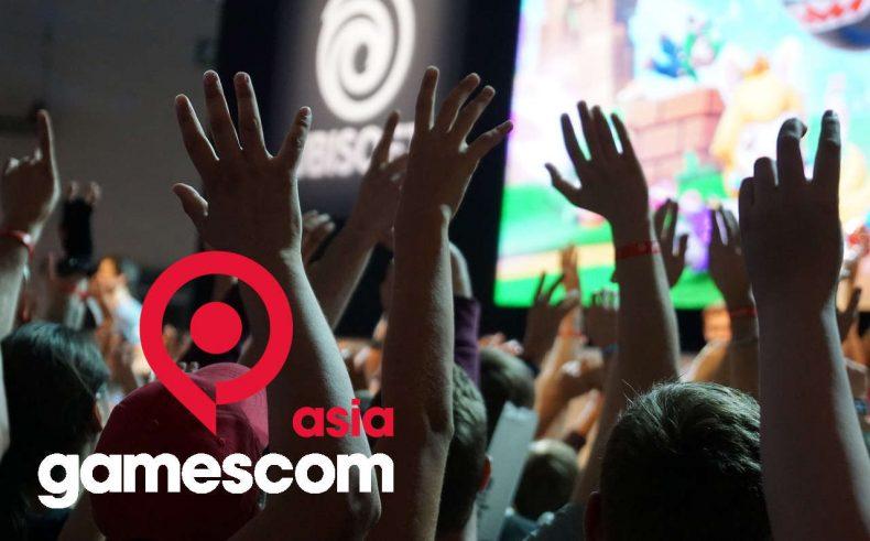 Gamescom Asia 2020