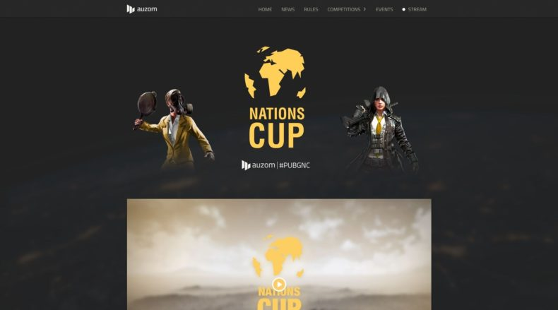 PUBG Nations Cup