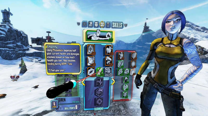 Borderlands 3 Tipps Skills