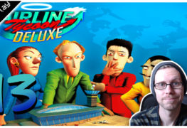 Airline Tycoon Deluxe Lets Play #13 LomDomSilver