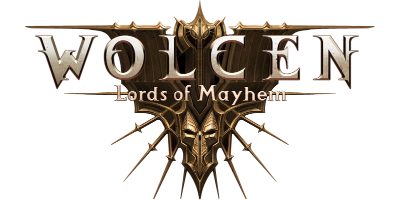 Logo Wolcen Lords of Mayhem