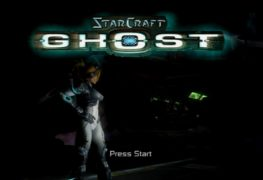 starcraft ghost leak gameplay release