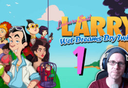 Leisure Suit Larry: Wet Dreams Dry Twice Lets Play LomDomSilver #01