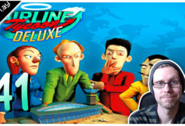 Airline Tycoon Deluxe Lets Play #41 LomDomSilver