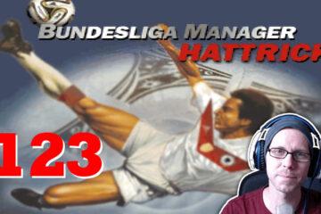 Bundesliga Manager Hattrick BMH Lets Play Folge 123 LomDomSilver