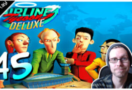 Airline Tycoon Deluxe Lets Play #45 LomDomSilver