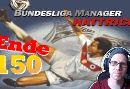 Bundesliga Manager Hattrick BMH Lets Play Folge 150 LomDomSilver